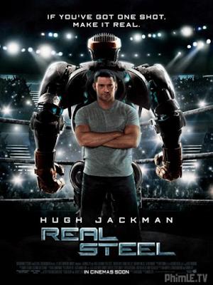 Phim Tay Đấm Thép - Real Steel (2011)