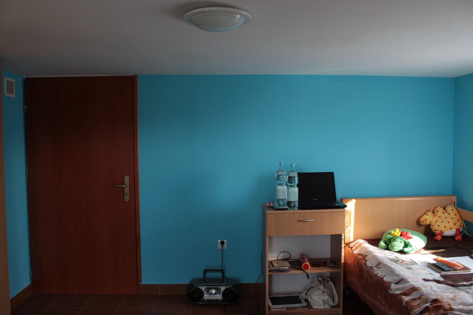 malowanie pokoju Mietka 23.10.2010
