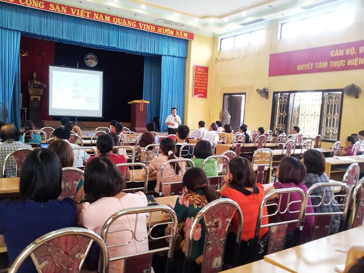 Tập huấn công tác phòng cháy chữa cháy tại Trường Cao đẳng Sư phạm Yên Bái
