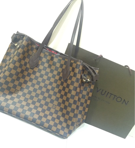LOUIS VUITTON NEVERFULL GM.