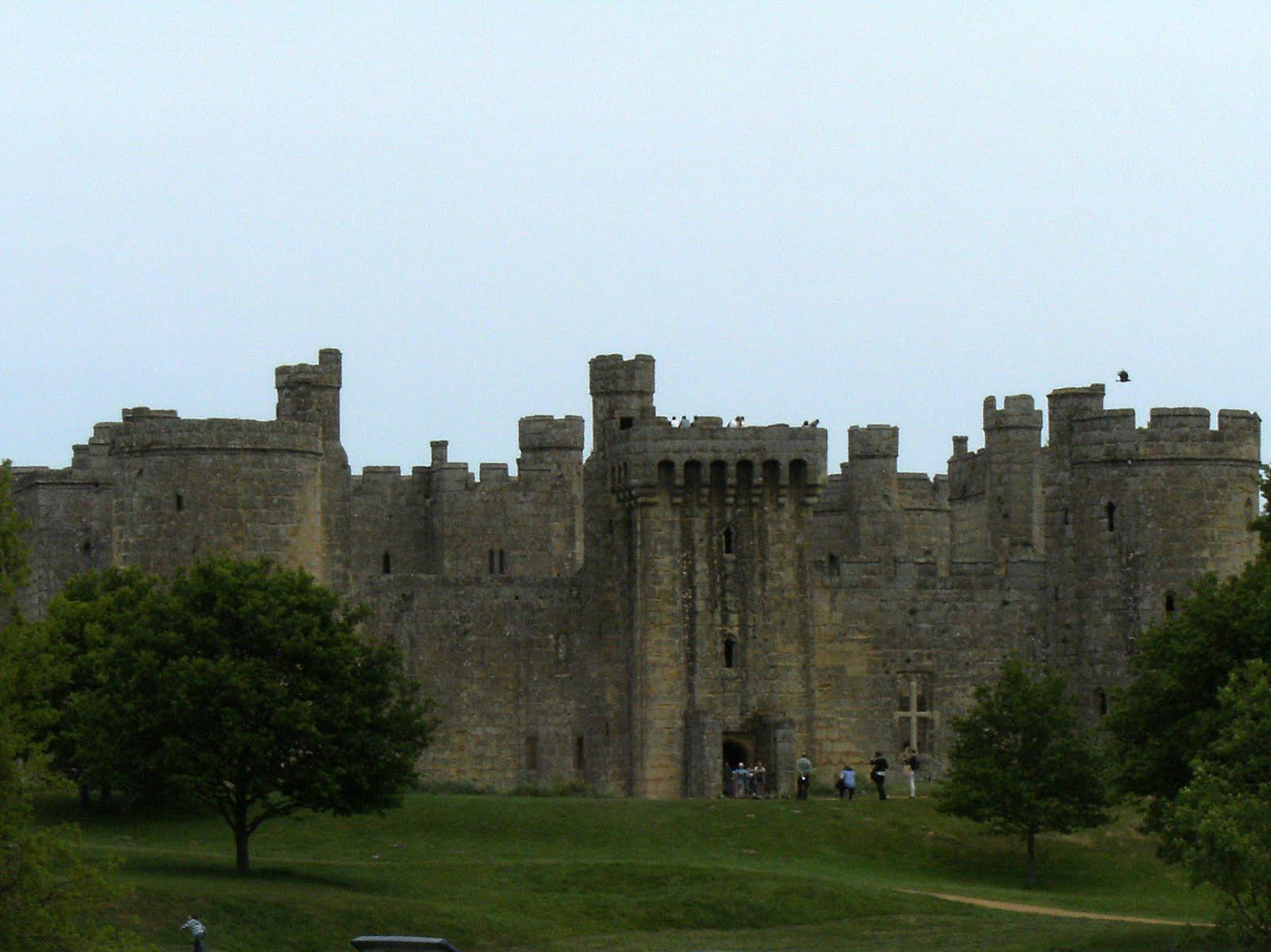 DSCF0827 Bodiam Castle