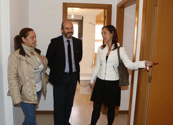 La Comunidad de Madrid entrega 650 viviendas