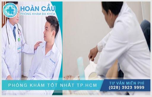 Đa khoa hoàn cầu - phòng khám nam khoa tphcm tốt nhất hiện nay
