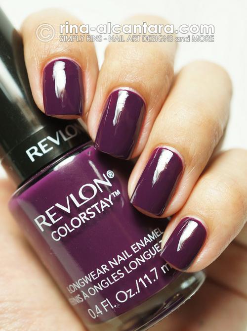 Revlon ColorStay Bold Sangria
