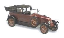 4143 Renault 40 CV landaulet 1926
