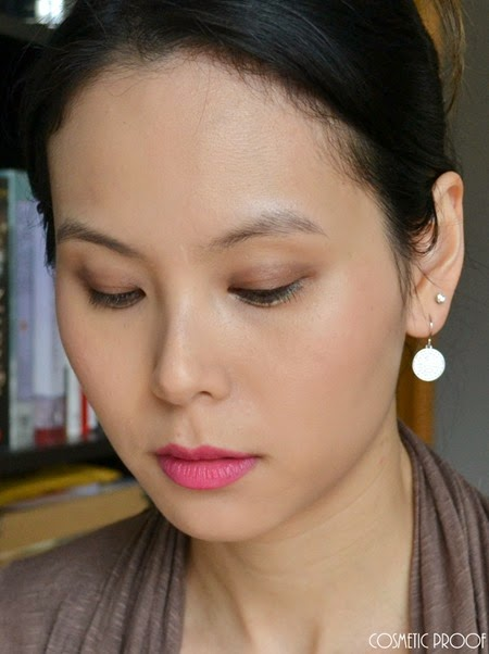 Mary Kay Whipped Eye Color Tiki Hut Seafoam Swatches Review (6)