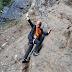 Study of mountaineering at Manikam Devi Secondary School in Laprak, Gorkha