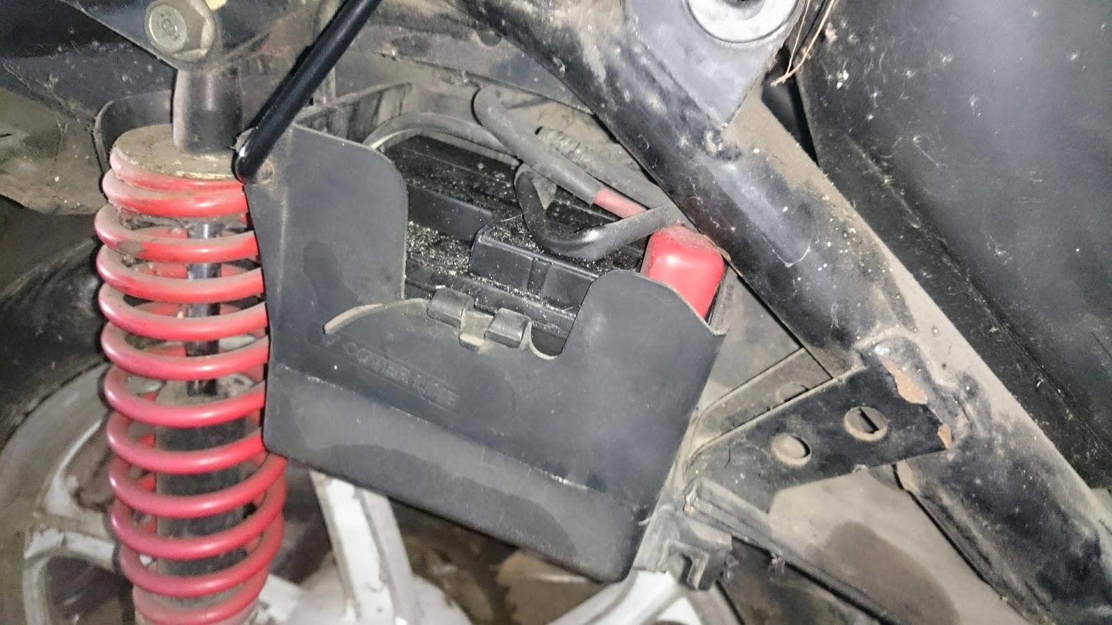 Repair Motorsikal Yang Tidak Boleh Hidup ~ BelajarBlogs