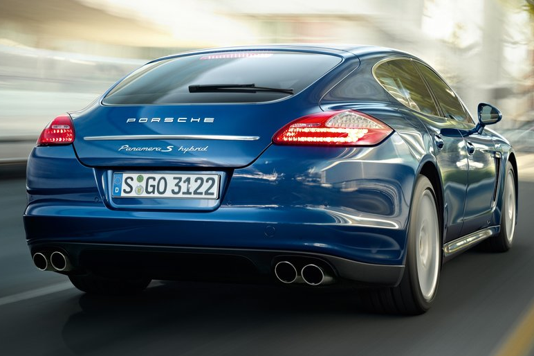 Porsche Panamera Best Luxury Cars: Large Luxury Car Sales And Large Luxury SUV Sales In