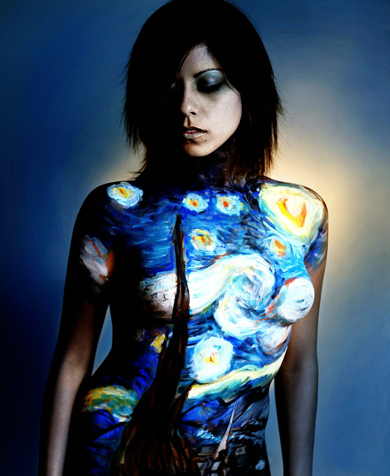 Body painting   Wikipedia the free encyclopedia
