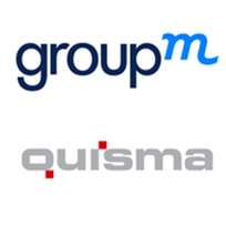 Connect & QUISMA, part of GroupM logo