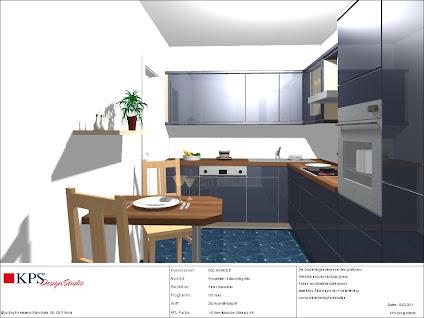 k chen f r plattenbau wie wbs 70 q3a p2 und andere standard grundrisse in. Black Bedroom Furniture Sets. Home Design Ideas
