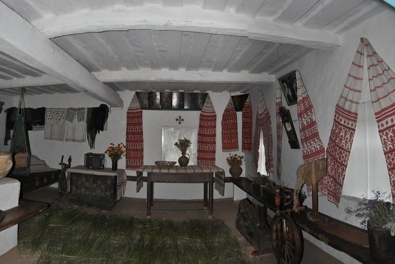 В Переяслав-Хмельницкий из Полтавы, InGreen