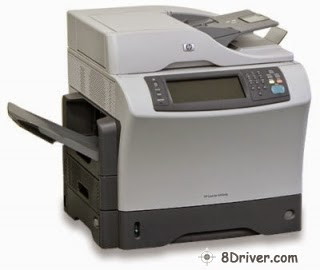 get driver HP LaserJet 4345 MFP Printer