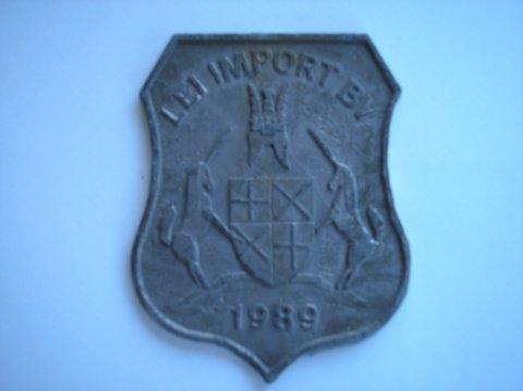 Naam: Lei Import BVPlaats: MaasbrachtJaartal: 1989