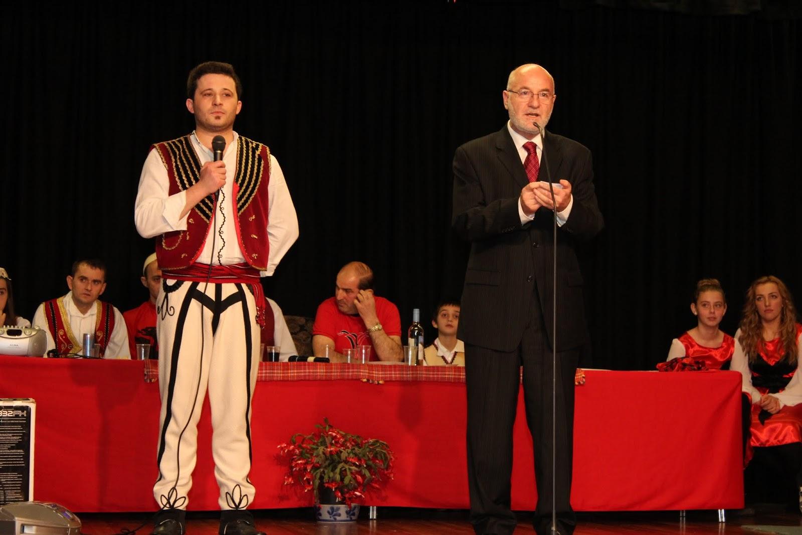 100 vjet Shtet Shqiptar – Komuniteti Katolik Shqiptar ne Londer – 25 nëntor 2012