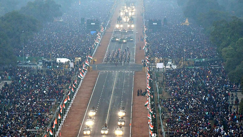 India's Republic Day Parade 2017