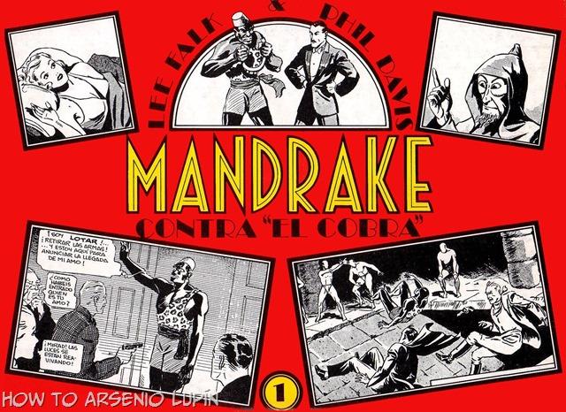 2016-02-02 Mandrake (Coleccion Grandes Clasicos de los Comics del Pasado)