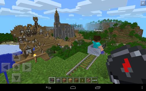 Игра Minecraft - Pocket Edition – Скачать бесплатно для ...