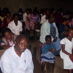 Bonduma Village Crusade Day 1
