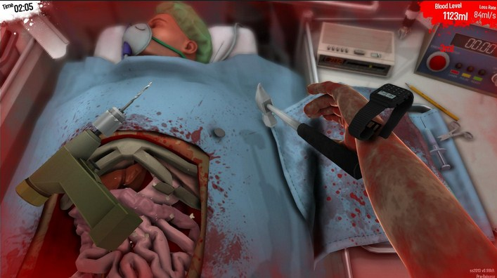Surgeon Simulator 2013 PC Download Full Version Free Game