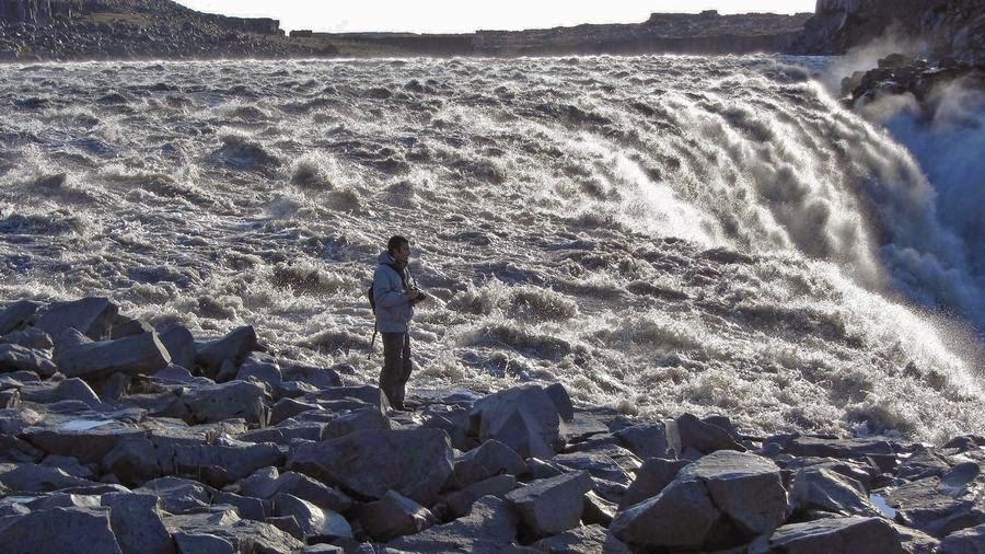 Catarata de Dettifoss, Islandia