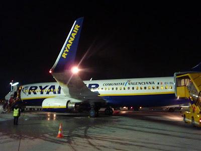Ryanair, el autobús volador