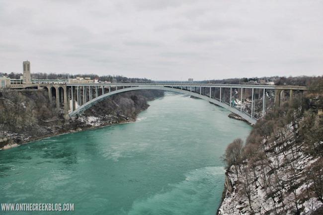 Niagara Falls, New York   On The Creek