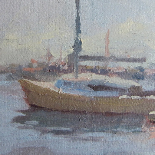 Plein Air Easton Quick Draw and Island Hopping in the Chesapeake Bay