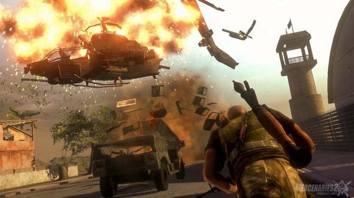 Mercenaries 2 World In Flames-RELOADED PC Games Free