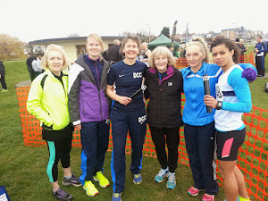 Essex Road Relays 28th March 2015