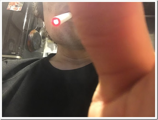 IMG 3880 thumb%255B2%255D - 【リトルシガー?】VAPE STEEZオリジナル使い捨て電子タバコレビュー!禁煙薬ブプロンSRを取り寄せて飲んでみた話【個人輸入】