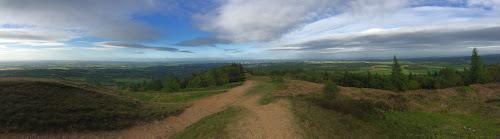 Wrekin 500px Panorama