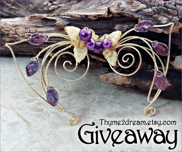 Elven Jewelry Giveaway