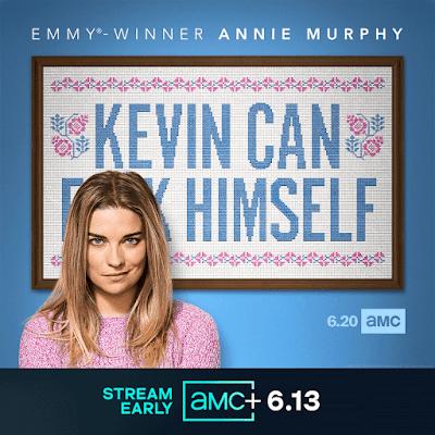 Kevin Can F**k Himself AMC