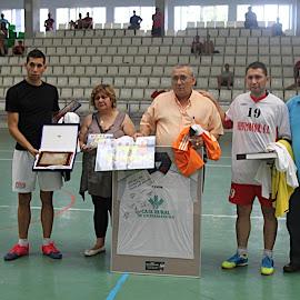 Homenaje a José Ramos