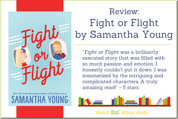 On My Radar: Fight or Flight by Samantha Young | About That Story