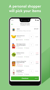 Instacart: Same-day grocery delivery 6.9.4 5