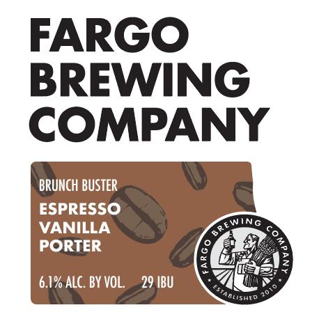 Logo of Fargo Brunch Buster