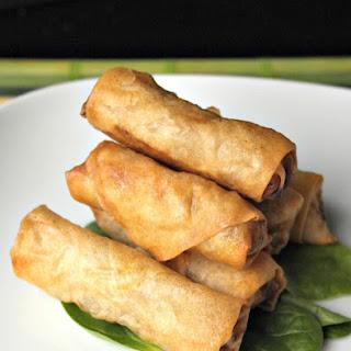 Vietnamese Chả Giò Egg Rolls