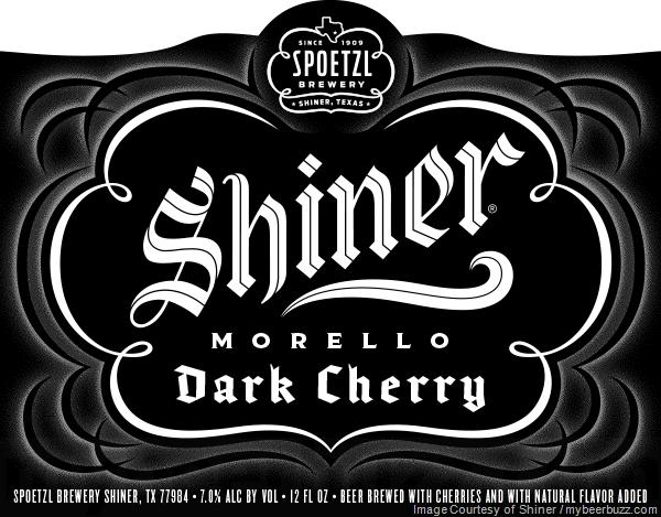Shiner Adding New Morello Dark Cherry Bottles