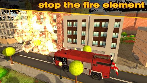 Fire Truck: Simulator