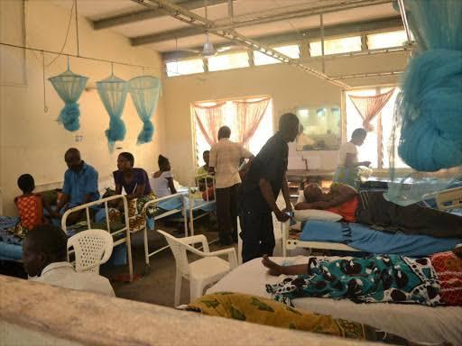 Kilifi general hospital. PHOTO | BNC