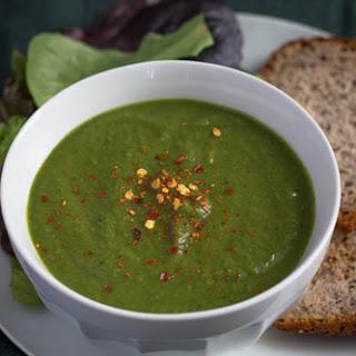 Super Healthy Green Soup [vegan]