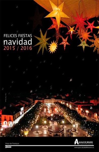 La Cabalgata de Reyes 2016 en Alcalá de Henares