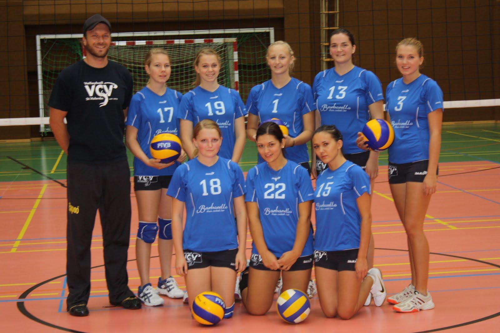Damen2 - Teamfoto 2011/12