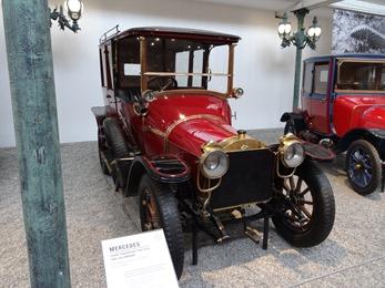 2017.08.24-069 Mercedes Coupé Chauffeur Type 14-30 1909