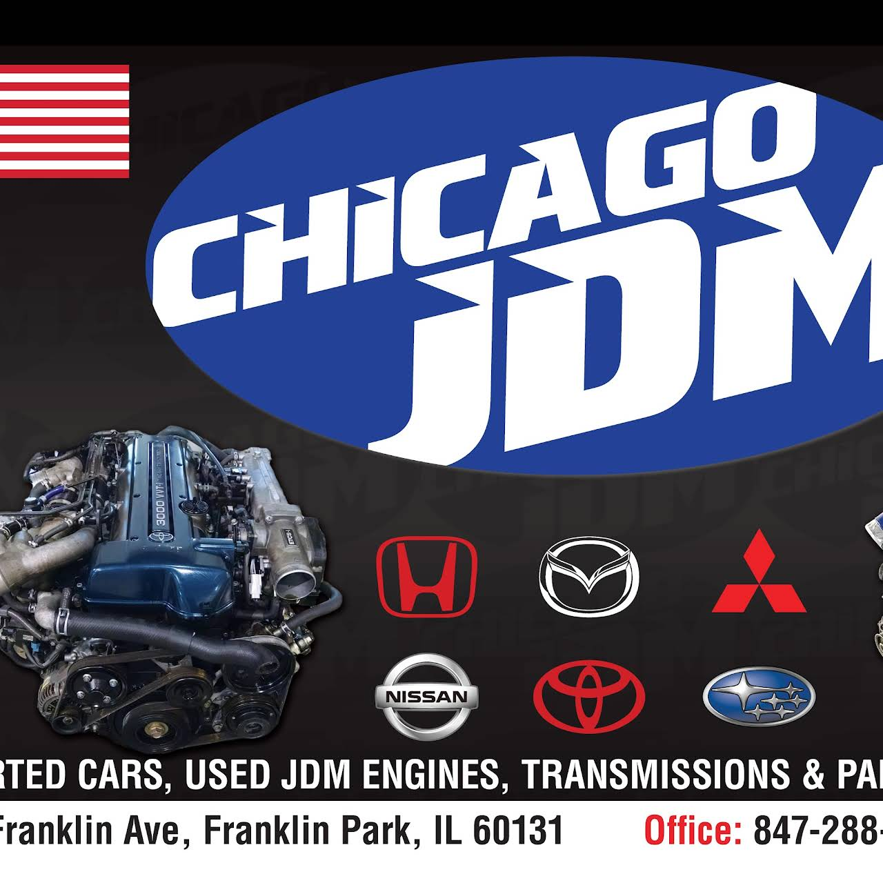 CHICAGO JDM - We Carry all kinds of Japanese Quality Engines