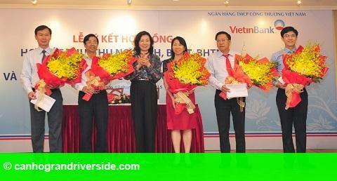 Hình 1: Ký kết hợp đồng hợp tác giữa BHXH Việt Nam và VietinBank