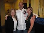 Sandy Kenney, Scott Melton and Tina Carney